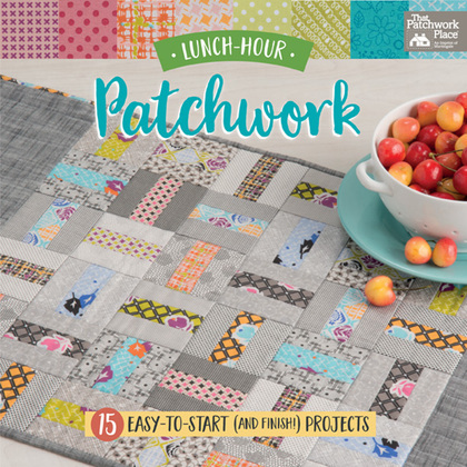 Lunch-Hour Patchwork