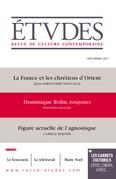 Etudes : La France et les Chrétiens d'Orient