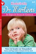 Kinderärztin Dr. Martens 5 – Arztroman