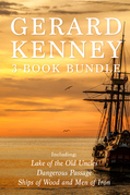 Gerard Kenney 3-Book Bundle