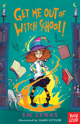 Get Me Out of Witch School