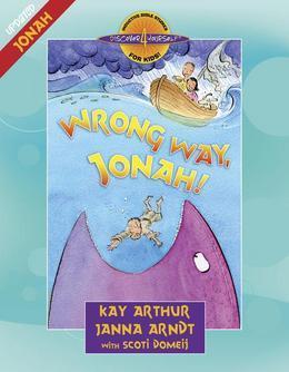 Wrong Way, Jonah!: Jonah