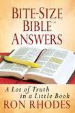 Bite-Size Bible® Answers: A Lot of Truth in a Little Book