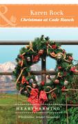 Christmas At Cade Ranch (Mills & Boon Heartwarming) (Rocky Mountain Cowboys, Book 1)