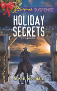 Holiday Secrets (Mills & Boon Love Inspired Suspense) (McKade Law, Book 1)