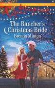 The Rancher's Christmas Bride (Mills & Boon Love Inspired) (Bluebonnet Springs, Book 2)