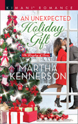 An Unexpected Holiday Gift (Mills & Boon Kimani) (The Kingsleys of Texas, Book 2)