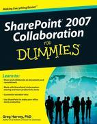 SharePoint 2007 Collaboration For Dummies