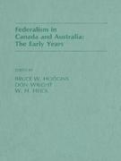 Federalism in Canada and Australia