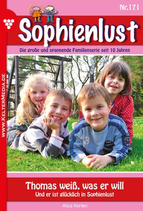Sophienlust 171 - Familienroman