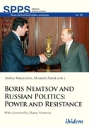 Boris Nemtsov and Russian Politics