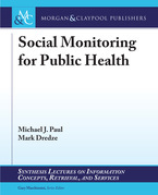 Social Monitoring for Public Health