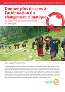 Donner plus de sens à l'atténuation du changement climatique