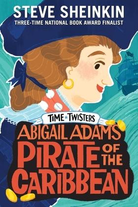 Abigail Adams, Pirate of the Caribbean