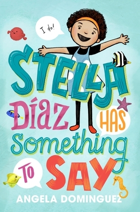 Stella Diaz Has Something to Say