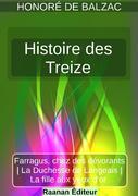 Histoire des Treize