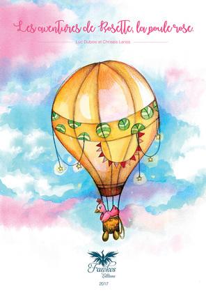 Les aventures de Rosette, la poule rose