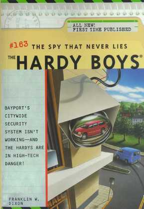 The Spy That Never Lies