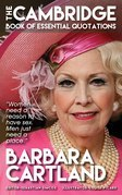 BARBARA CARTLAND - The Cambridge Book of Essential Quotations