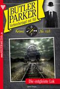 Butler Parker 128 - Kriminalroman