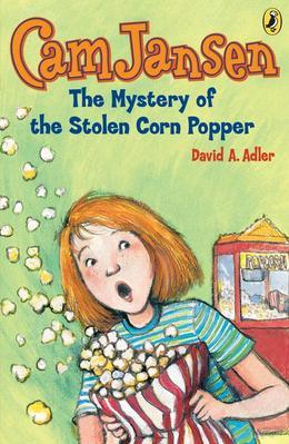 Cam Jansen: The Mystery of the Stolen Corn Popper #11