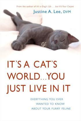 It's a Cat's World . . . You Just Live in It: Everything You Ever Wanted to Know About Your Furry Feline