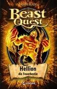 Beast Quest 38 - Hellion, die Feuerbestie