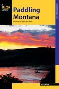 Paddling Montana