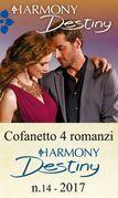 Cofanetto 4 romanzi Harmony Destiny - 14