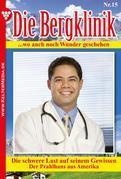 Die Bergklinik 15 - Arztroman