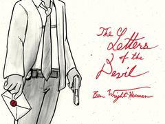 The Letters of the Devil: A Mystery Graphic Novel
