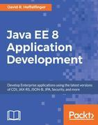Java EE 8 Application Development