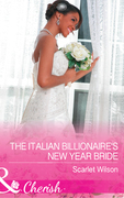 The Italian Billionaire's New Year Bride (Mills & Boon Cherish)