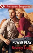 Power Play (Mills & Boon Romantic Suspense) (Wingman Security, Book 2)