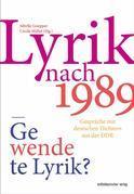 Lyrik nach 1989 – Gewendete Lyrik?