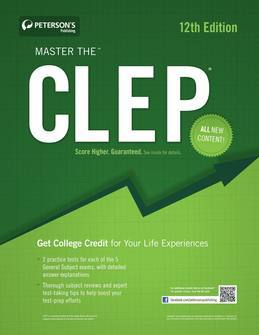 Master the Natural Sciences CLEP Test: Part VI of VI