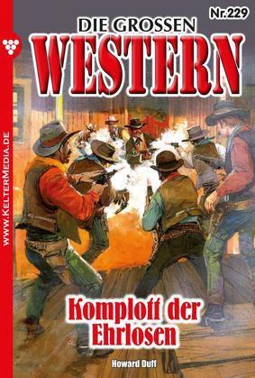 Die grossen Western 229 – Western