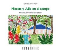 Nicolas y Julie en el campo