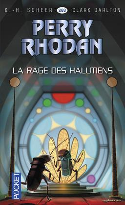 Perry Rhodan n°288 - La rage des Halutiens