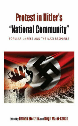 Protest in Hitler's â??National Communityâ?