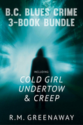 B.C. Blues Crime 3-Book Bundle