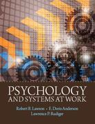 Psychology and Systems at Work