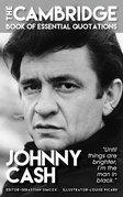 JOHNNY CASH - The Cambridge Book of Essential Quotation