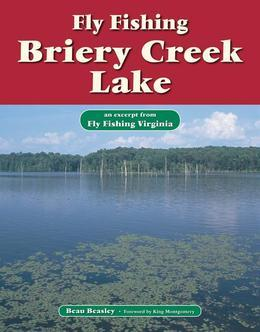 Fly Fishing Briery Creek Lake