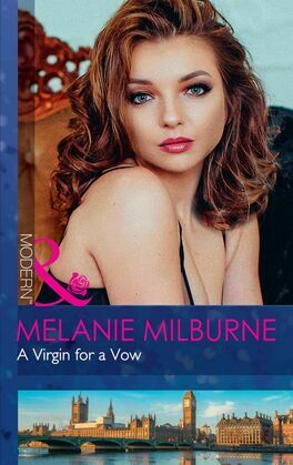 A Virgin For A Vow (Mills & Boon Modern)