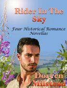 Rider In the Sky: Four Historical Romance Novellas