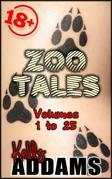 Zoo Tales - Volumes 1 to 25