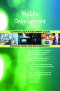 Mobile Development Complete Self-Assessment Guide