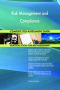 Risk Management and Compliance Complete Self-Assessment Guide