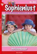Sophienlust 252 – Liebesroman